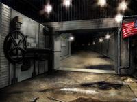 旧GHQ秘密基地