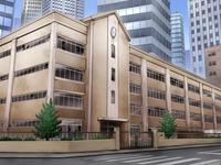 新宿橘華中学