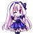 シルフィーゼ・フォルトゥーナ(菫色の悪魔・d03461)