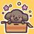 クロ・シロナ(寡黙の駄犬・d25543)