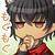 滝沢・クロノ(血濡れの黒狼・d27425)